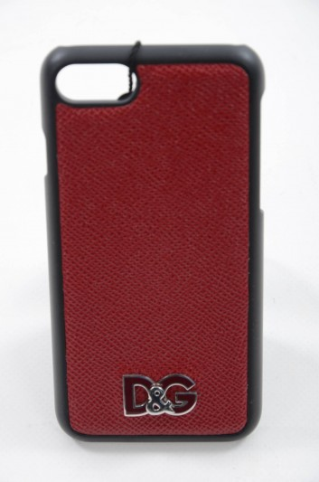 Dolce & Gabbana Funda iPhone 7 - 8 Hombre - BP2235 AU625