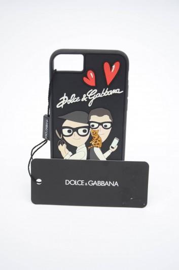 Dolce & Gabbana Funda iPhone 7-8 Hombre - BP2416 AU954