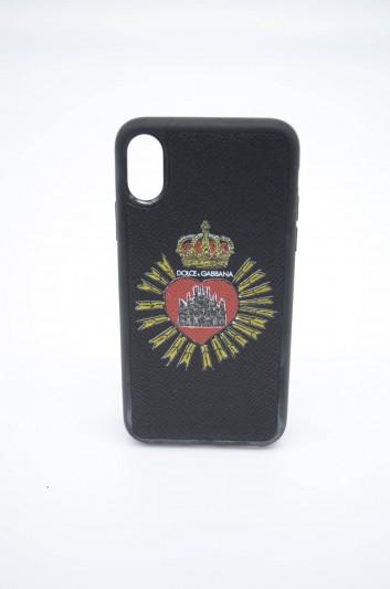 Dolce & Gabbana Funda iPhone X-XS Hombre - BP2408 B9L07