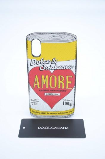 Dolce & Gabbana Funda iPhone X-XS Mujer - BI2413 AU141