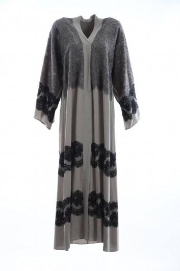 Dolce & Gabbana Women Lace and Guipure Ebroidery Abaya - F6WC1T FUABF