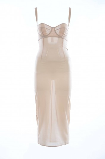 Dolce & Gabbana Camisón Seda Mujer - I6P82W FS1RI