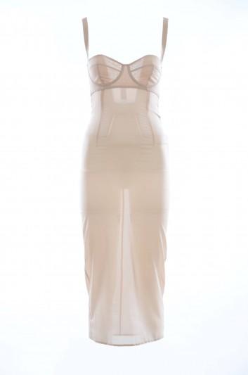 Dolce & Gabbana Women Silk Nightgown - I6P82W FS1RI