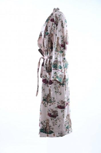 Dolce & Gabbana Women Silk Nightgown - F0R74T HS1N7