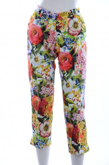 Dolce & Gabbana Women Trouser - FT3OXT FSMP5