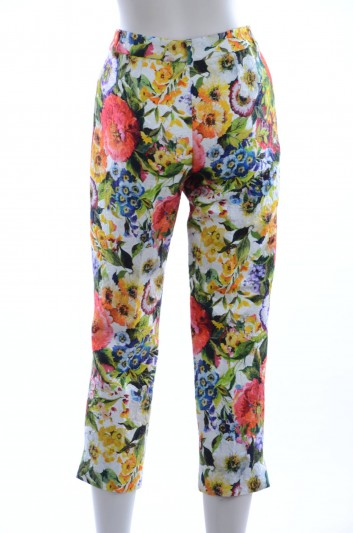 Dolce & Gabbana Women Trouser - FT3OXT FSMP5