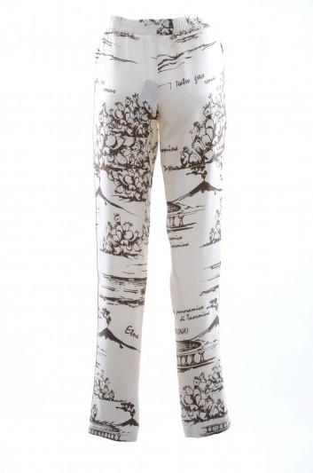 Dolce & Gabbana Pantalón Mujer - FTAPVT FS1U5