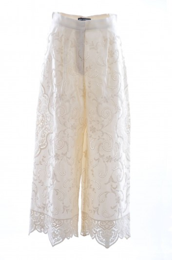 Dolce & Gabbana Pantalón Mujer - FTA4OZ FG1AD