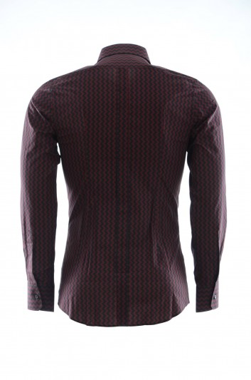 Dolce & Gabbana Men Long Sleeve Shirt - G5CX5T FS512