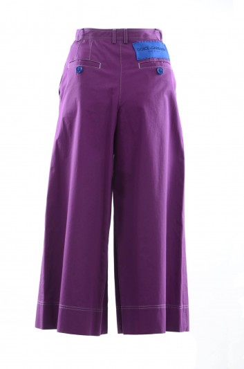 Dolce & Gabbana Women Sailor Pants - FTA1QT FUFGC