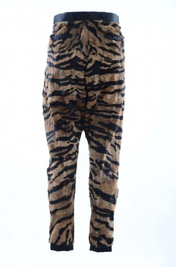 Dolce & Gabbana Women Fur Trouser - FTAUXF FPPDC