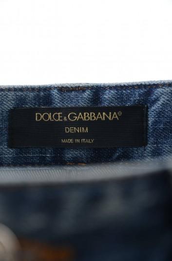 Dolce & Gabbana Women Denim Trousers - FTAVBZ G8T36