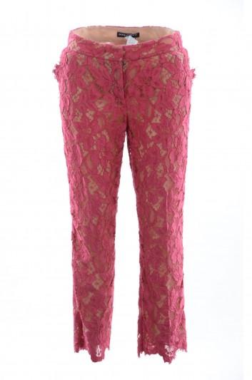 Dolce & Gabbana Pantalones Mujer - FTA05T HLMR8