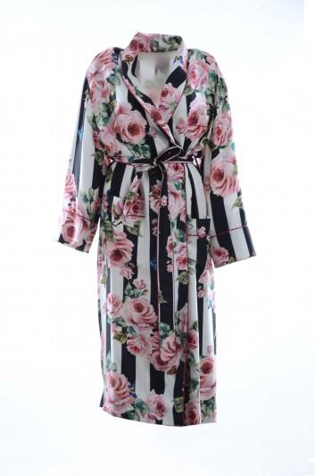 Dolce & Gabbana Women Silk Nightgown - F0R74T HS1P6