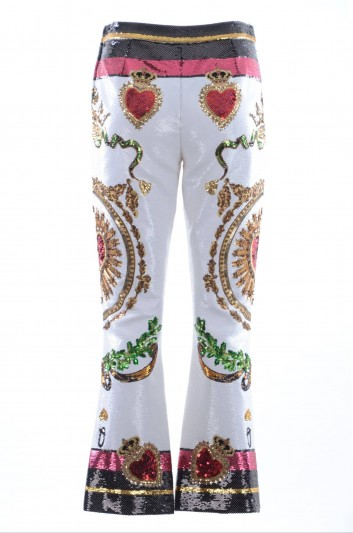 Dolce & Gabbana Pantalón Mujer - FTA3KZ GD85R