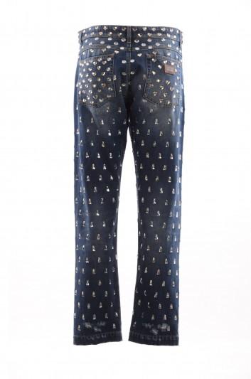 Dolce & Gabbana Pantalón Denim Mujer - FTA0JZ G8952