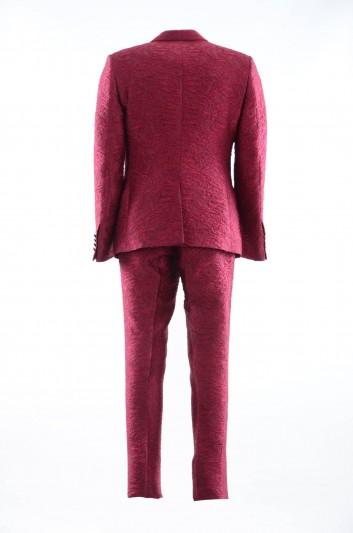 Dolce & Gabbana Brocade Men Suit - G11WMT FJMSC
