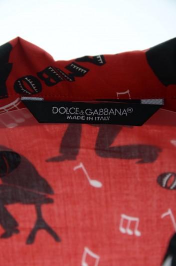 Dolce & Gabbana Men Musicians Shirt - G5ED2T FS519