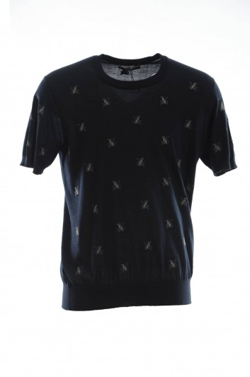 Dolce & Gabbana Men Cashmere Shirt - GN053K F69A9