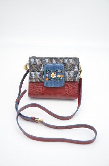 Dolce & Gabbana Women Small Leather Bag - BB6391 B8275