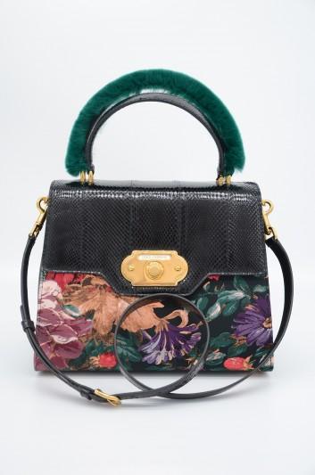 Dolce & Gabbana Women Large Leather Bag - BB6373 AV112