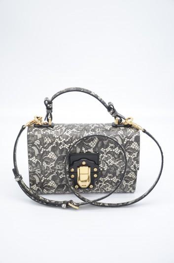 Dolce & Gabbana Women Small Leather Lucia Bag - BB6260 AI910