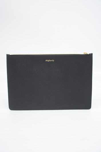 Dolce & Gabbana Men Leather Designers Clutch - BI0943 AI678