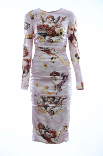 Dolce & Gabbana Women Medium Angels Dress - F6B8GT FSRJR