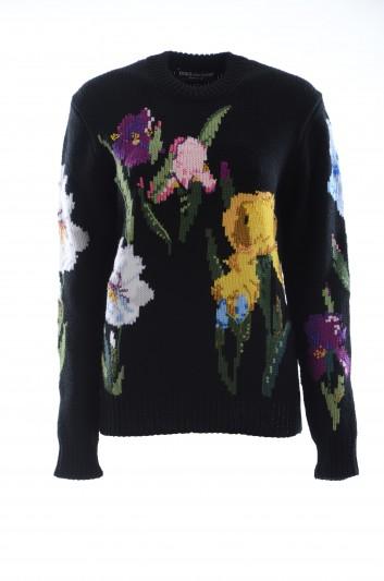 Dolce & Gabbana Women Floral Jumper - FX181T JAVGY