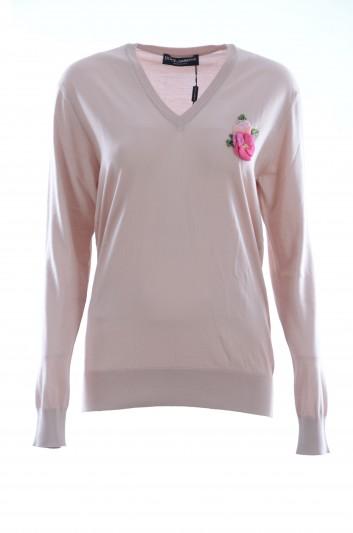 Dolce & Gabbana Women Floral Silk Cardigan - FX056Z JASEF