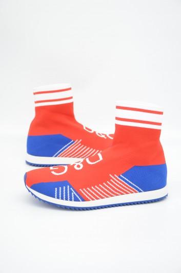 Dolce & Gabbana Men Sorrento Sneakers - CS1672 AK470