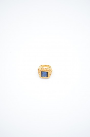 Dolce & Gabbana Men Jewel Ring - WRL3P3 W1111