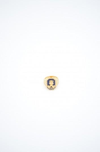 Dolce & Gabbana Men Jewel Ring - WRL3L1 W1111