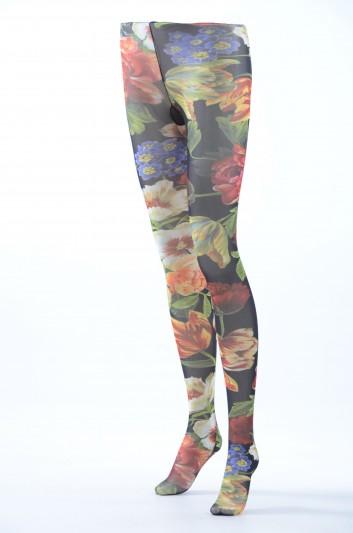Dolce & Gabbana Women Floral Tights - FC163A HSM1Y