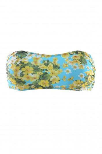 Dolce & Gabbana Women Floral Bikini Top - O2A03J FSGON