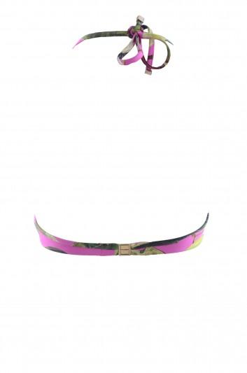Dolce & Gabbana Women Floral Bikini Top - O1A30J FSGOT