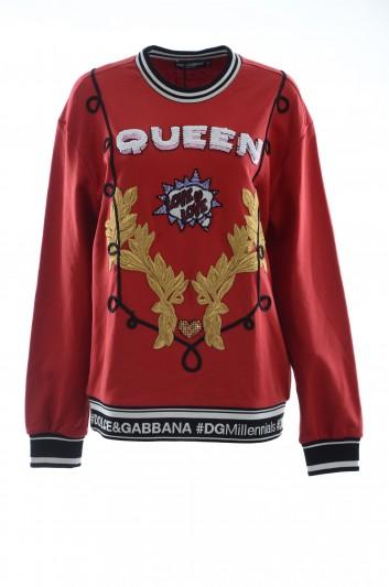Dolce & Gabbana Women Queen Jumper - F9C85Z G7OZM
