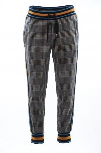 Dolce & Gabbana Pantalón Deporte Hombre - GYMPAT G7TUG