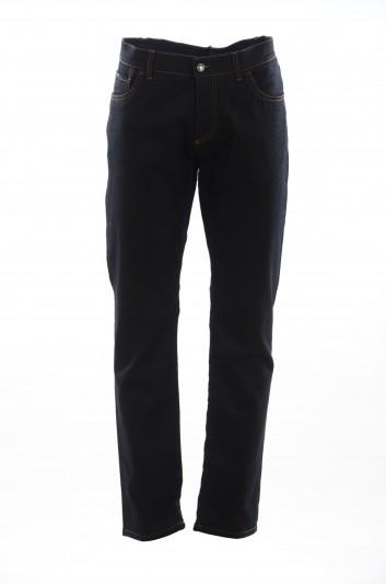 Dolce & Gabbana Men Denim Trousers - GY07LD G8Z52