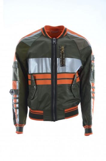 Dolce & Gabbana Men Bomber Jacket - G9NH7Z HUMA6