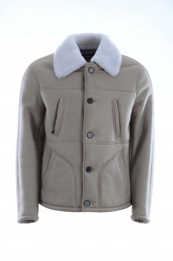 Dolce & Gabbana Abrigo de Piel Hombre - G0LT4L FUPWF