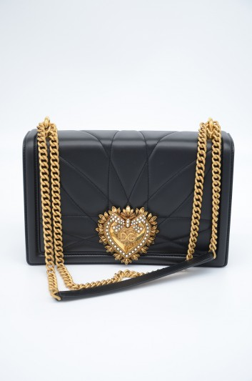 Dolce & Gabbana Bolso Mediano Devotion Piel Mujer - BB6651 AV967