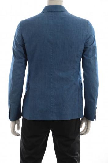 Dolce & Gabbana Men Denim Blazer - G2JO6D G8U82