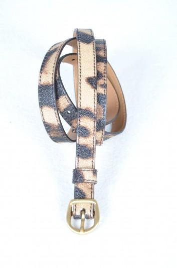 Dolce & Gabbana Women Print Animal Belt - BE1009 B7158