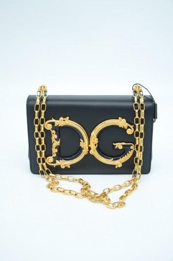 Dolce & Gabbana Bolso Pequeño Piel DG Mujer - BB6498 AZ801