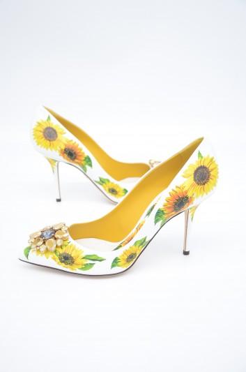 Dolce & Gabbana Women Sunflower Sandals - CWD0101 AA383