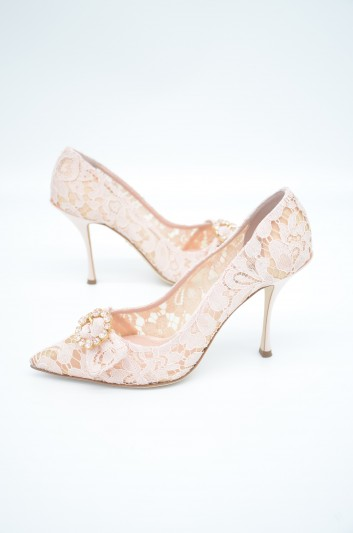 Dolce & Gabbana Women Jewel Sandals - CD1072 AU545