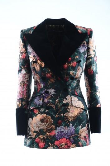 Dolce & Gabbana Women Floral Blazer - F292NT FJM9K