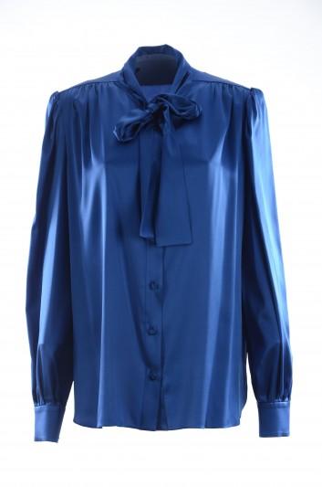 Dolce & Gabbana Women Silk Blouse - F5J57T FUACD