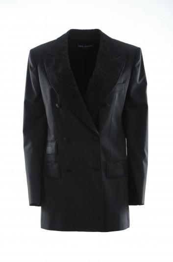Dolce & Gabbana Women Long Blazer - F297VT HJMBP